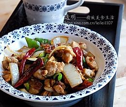 小炒香辣兔肉的做法