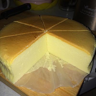 轻乳酪,完美的口感