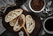 巧克力栗子酱的做法