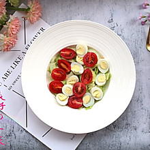 #520,美食撩动TA的心!#杂蔬沙拉