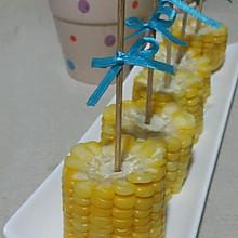 奶油玉米棒
