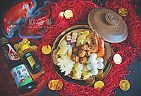 十全十美全家福砂锅的做法