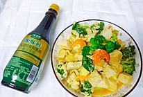 #仙女们的私藏鲜法大PK#鲜嫩可口的豆腐虾仁西兰花的做法