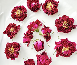 自制玫瑰花茶的做法