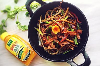 烧汁茶树菇#太太乐鲜鸡汁中式#