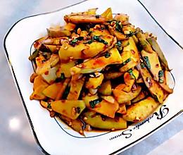 酱油辣椒拌芒果的做法