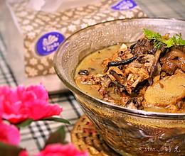 小鸡炖蘑菇#维达与你韧享年夜范#的做法