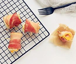培根芝士面包卷的做法