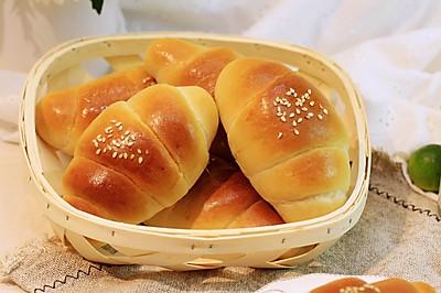 简易基础款黄油面包卷