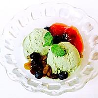 夏日特供—抹茶冰淇淋的做法图解7