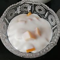 黄桃酸奶#硬核菜谱制作人#的做法图解7