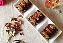 立夏吃松子血糯米糕-感觉胜似乌米饭#松下烘焙魔法世界#的做法