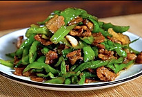 辣椒炒肉(又好吃  肉还嫩的辣椒炒肉)的做法