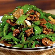 辣椒炒肉(又好吃  肉还嫩的辣椒炒肉)