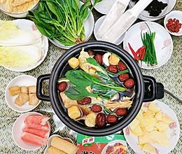 潮汕卤水汁火锅的做法