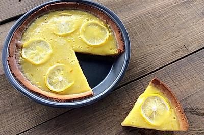 夏日时光.柠檬派
