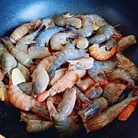 油爆虾#金龙鱼外婆乡小榨菜籽油 最强家乡菜#的做法图解15