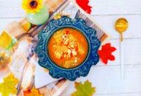番茄白瓜虾仁豆腐虾米汤的做法