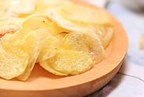 微波炉烤薯片-迷迭香的做法