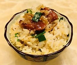电饭煲美食~广式腊味饭的做法