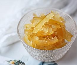 柚皮糖的做法
