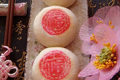 传统中式点心白皮酥