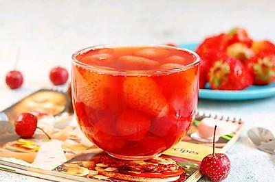 草莓山楂罐头✧消食消脂