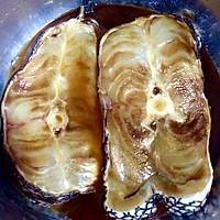 红烧鳕鱼块的做法图解2