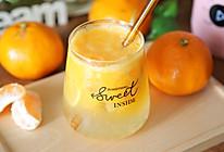 橘子气泡的做法
