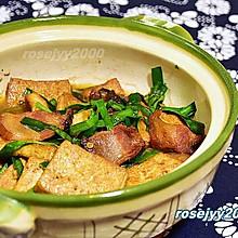 #我们约饭吧#大马站豆腐
