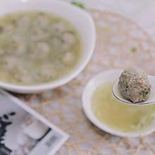 過年爽湯-香菜羊肉丸子蘿卜絲湯