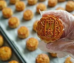 秋食:低脂低卡的新五仁月饼的做法
