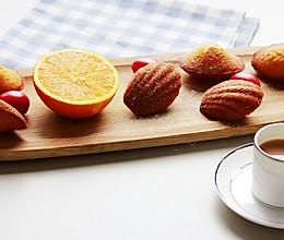俘获你的胃:橙香弥漫玛德琳的做法