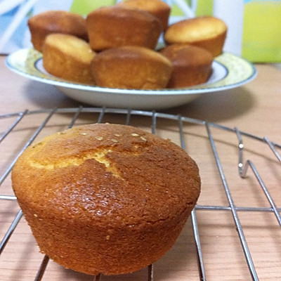 脆皮蜂蜜蛋糕
