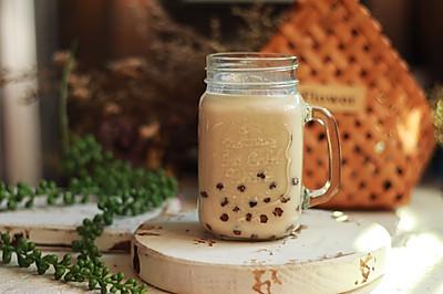 零添加的珍珠奶茶