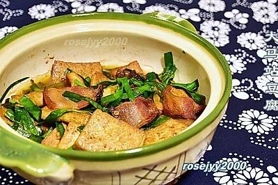 大马站豆腐