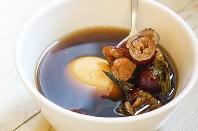 宫寒的食疗秘籍——艾叶红枣鸡蛋茶