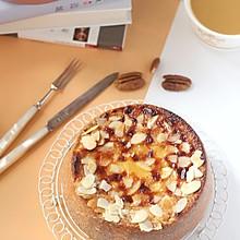岩烧乳酪蜂蜜蛋糕