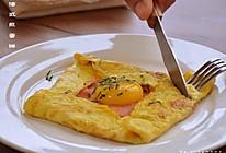 法式煎蛋饼的做法