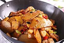 干锅土豆片的做法