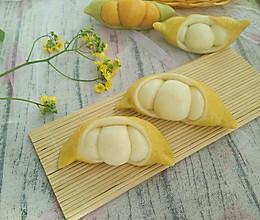 面食系列——豌豆荚馒头的做法
