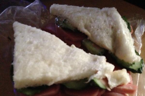 元气三明治的做法