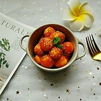 #童年不同样,美食有花样#茄汁鹌鹑蛋的做法图解9