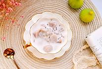 #炎夏消暑就吃「它」#椰浆香芋西米露的做法