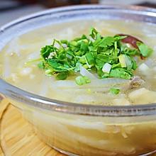 「迟の味」萝卜羊肉汤