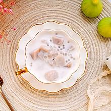 #炎夏消暑就吃「它」#椰漿香芋西米露