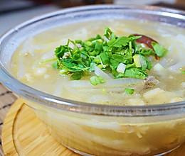 「迟の味」萝卜羊肉汤的做法