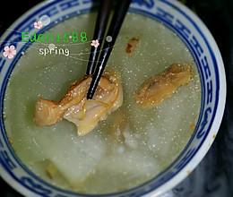 蛤蜊干冬瓜汤