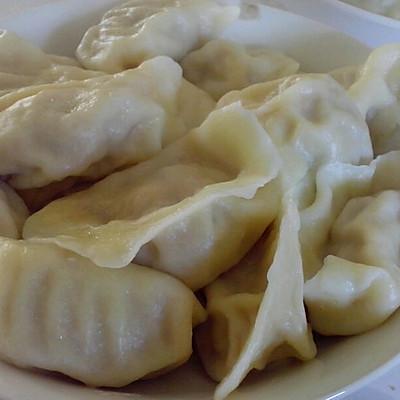 酸菜猪肉水饺的做法 步骤10