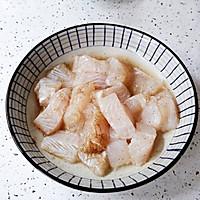 #入秋滋补正当时#龙利鱼粉丝番茄汤的做法图解3